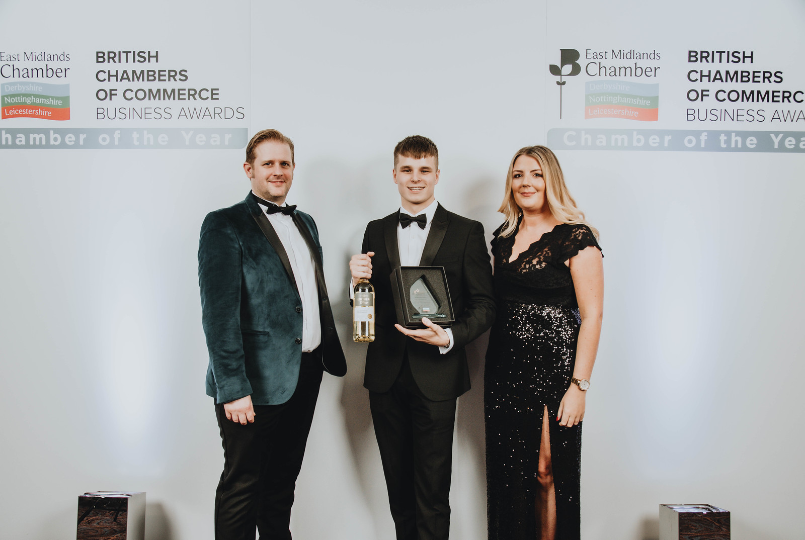 Business Awards Apprentice of the year winner 2019
