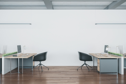 Back to work.  Are social distancing measures causing you office space problems?