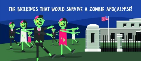 The Buildings That Would Survive A Zombie Apocalypse