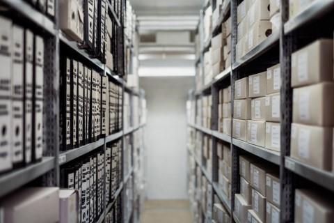 Physical & Digital Data Storage