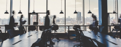Our top New Year's Sustainable Resolutions for your office