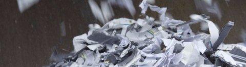 Alleged 'Illegal Data Shredding'